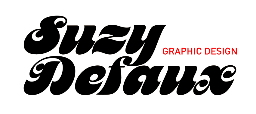 Suzy Defaux Graphic Design