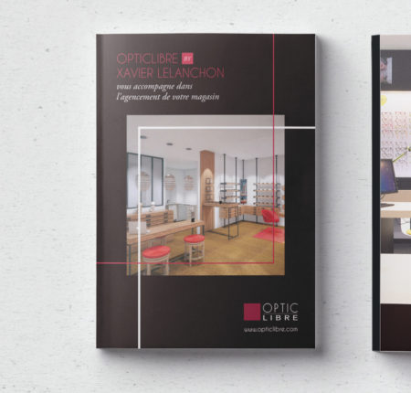 Book agencement magasin